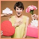 Подарки на 14 февраля девушке