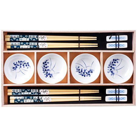 """Набор для суши на 4 персоны """"Бамбук"""" маленький"""