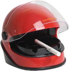 USB пепельница-шлем - нет табачному дыму!