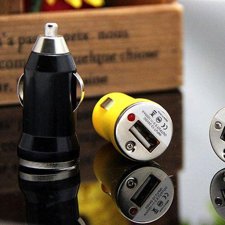 USB адаптер в прикуриватель автомобиля