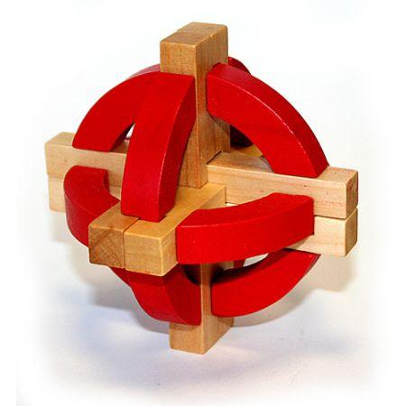 Головоломка деревянная арт. 04011