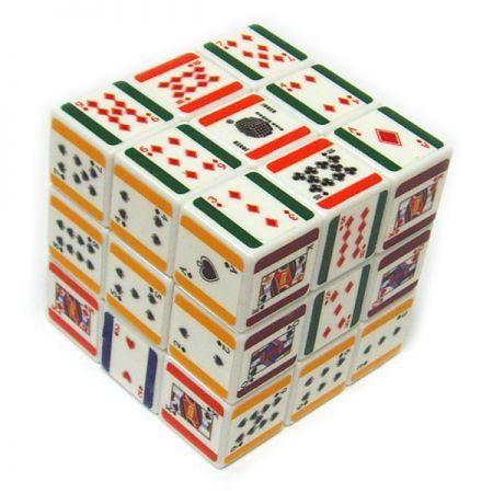 Кубик Рубик - карты