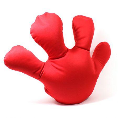 Подушка-релаксант в виде руки антистресс