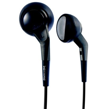 Наушники Philips She-255010 вкладыши Extra bass