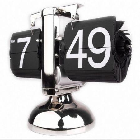 Настольные ретро - часы с перекидным циферблатом Flip Clock