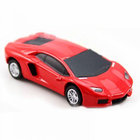 "Флешка-машинка ""Lamborghini Aventador"" 8 Гб красная"