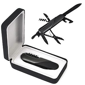 Нож многофункциональный в подарочной упаковке