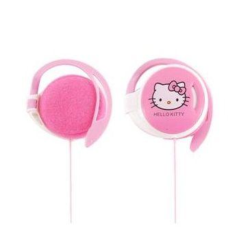 """Наушники """"Hello Kitty"""" розовые"""