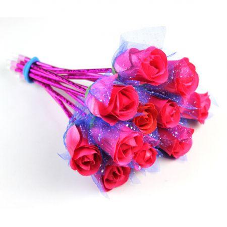 Ручка цветок Роза