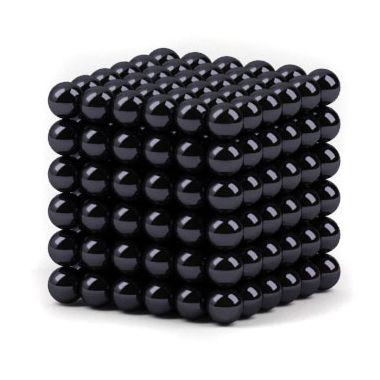 Головоломка NeoCube 5мм 216 сфер черный
