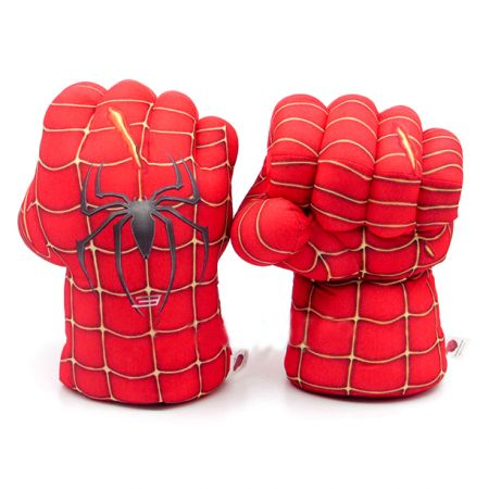 "Мягкая игрушка - перчатка ""Руки Человека Паука"""
