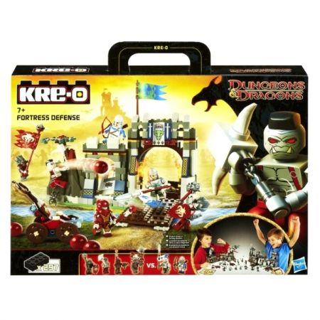 KRE-O Темницы и Драконы. Защита Крепости A6739 конструктор