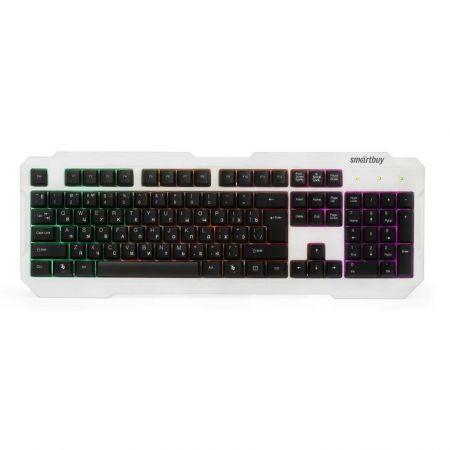 Клавиатура с подсветкой клавиш для компьютера 332U-WK
