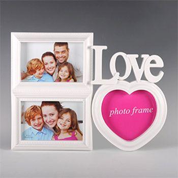 Панно для фотографий Сердце 3  фоторамки