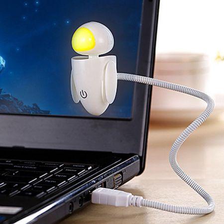 USB лампочка Робот