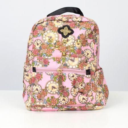 """Рюкзак """"Розовые цветы"""""""
