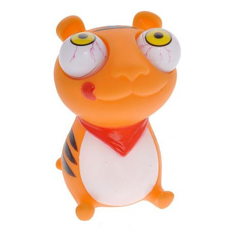 Антистресс игрушка для рук Лупоглазик Тигр