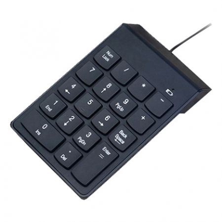 Цифровой блок клавиатуры USB