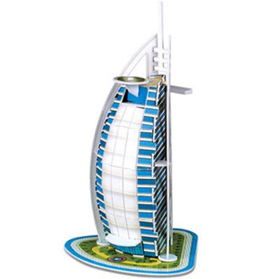 "3-D Объёмный пазл ""Burj Al Arab"""
