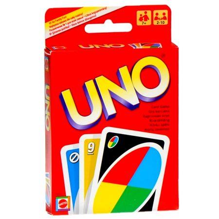 Настольная игра Уно (новая версия) - оригинальная