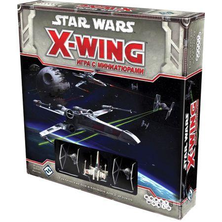 Star Wars X-Wing. Настольная игра с миниатюрами