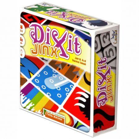 Настольная игра Dixit Jinx (Диксит Джинкс)