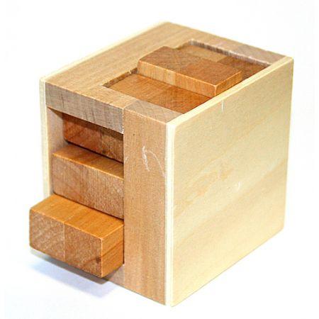 Головоломка деревянная К69