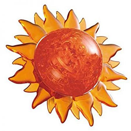 Головоломка 3D Солнце